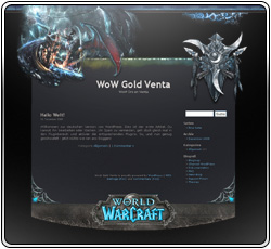 WoWGold Venta Template